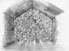 Northdale Head Farm Drawing