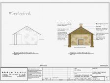 Hither House Architectural Drawing