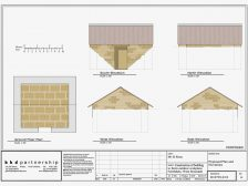 Redwall Architectural Drawing