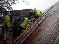 Southfield House construction